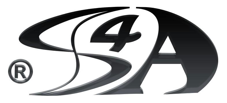 Projektowanie logo dla firmy z branży lotniczej. S4A