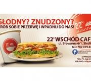 22-Wschód Cafe-baner
