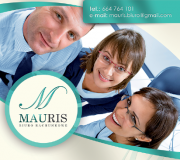 Biuro rachunkowe Mauris. Projekt i druk ulotek.