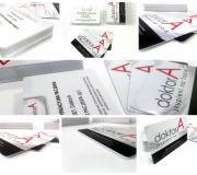 Karty plastikowe personalizowane.