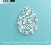 Życzenia Wielkanocne SEE-ME 2014