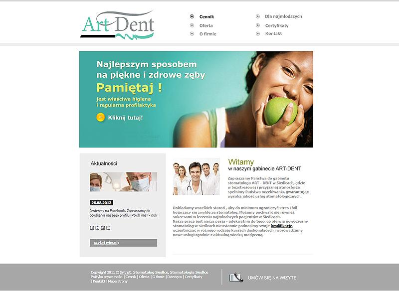 Art Dent- stomatologia