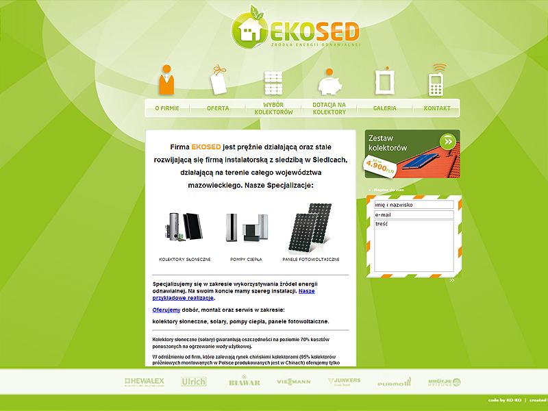 Eco Sed