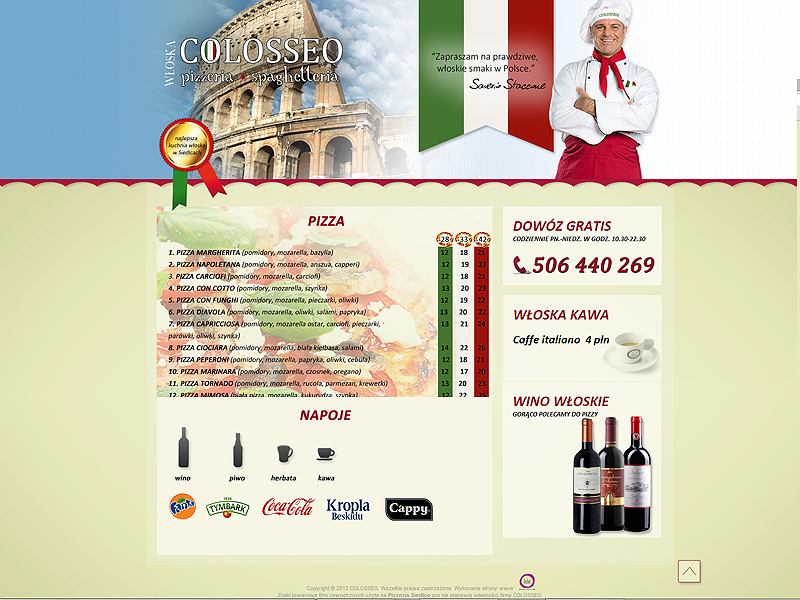 Pizzeria Colosseo