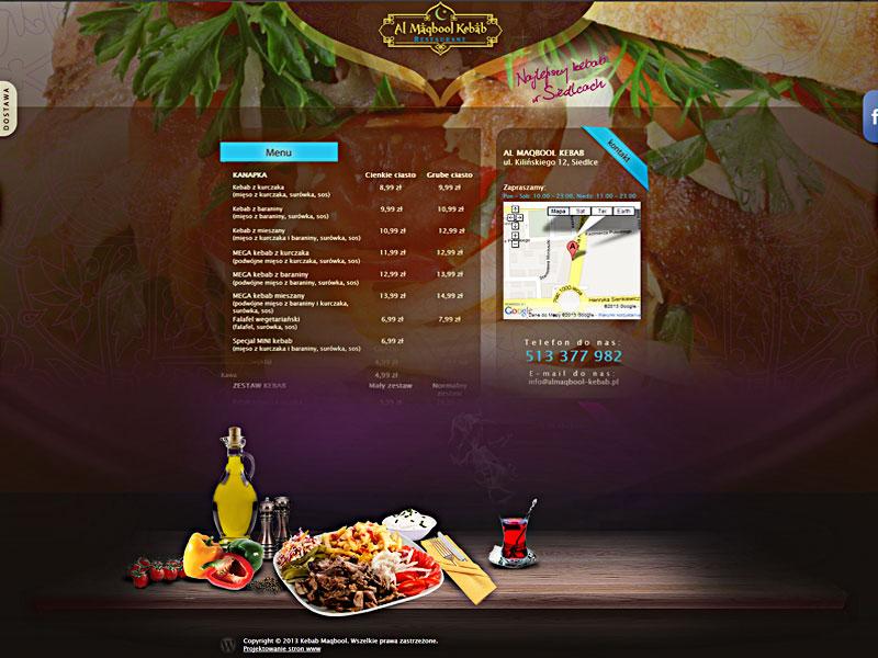 Kebab Al Maqbool
